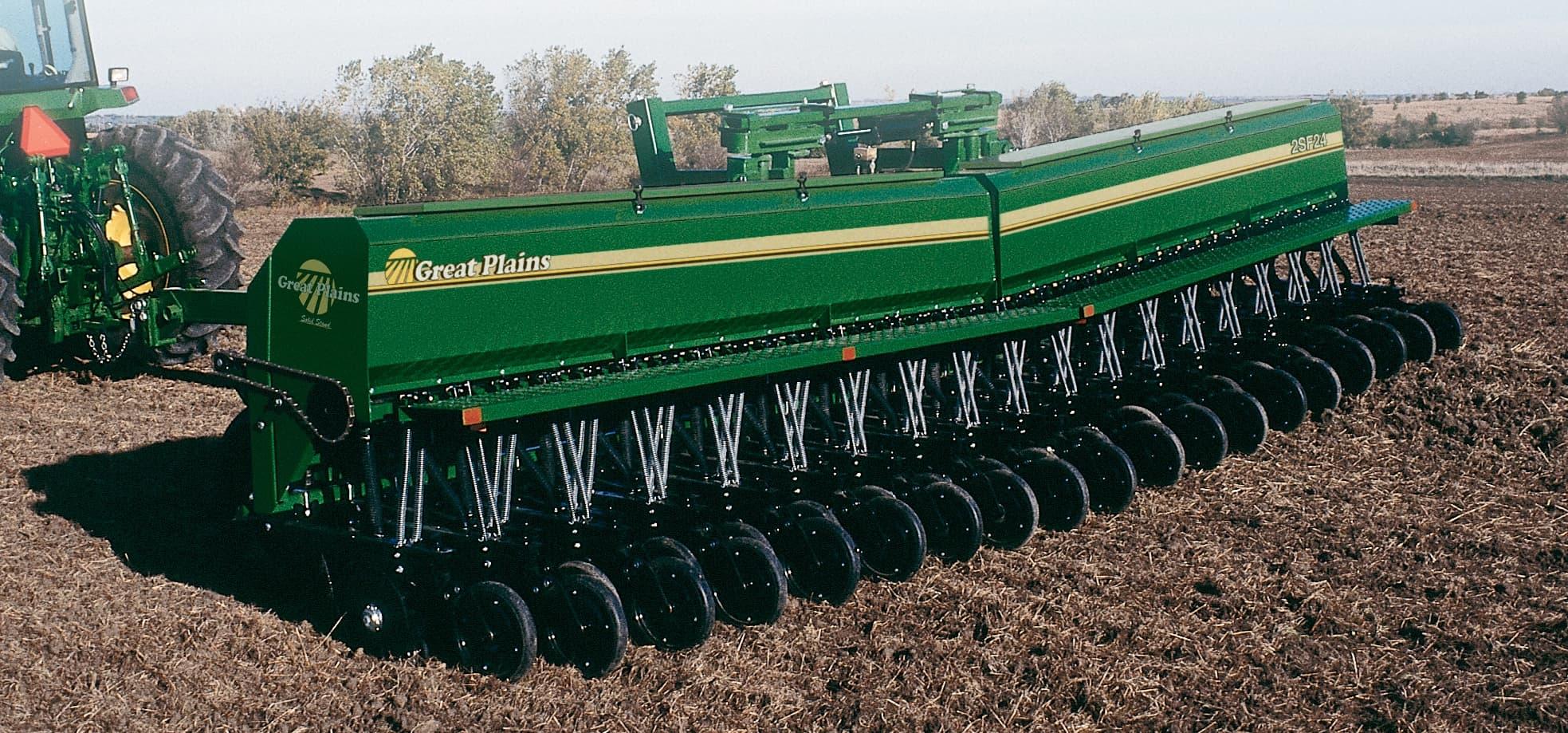 Механические сеялки Great Plains 2SF30